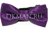 Фиолетовая бабочка для мальчика