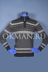 Плотный свитер YAMAK 3536s
