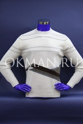 Плотный свитер YAMAK 3716