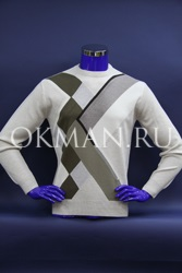 Плотный свитер YAMAK 4723