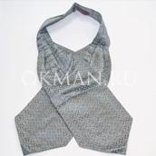 Галстук Аскот (шейный платок) шелковый 4931