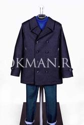 Пальто для мальчика Barkland Альман