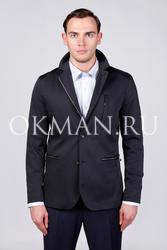 Приталенный молодежный пиджак Barkland Астин