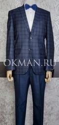 Классический мужской пиджак в клетку Barkland Авиор