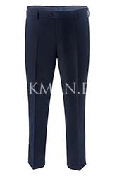 Синие брюки для полных мальчиков Stenser 40-3