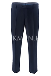 Детские синие брюки Stenser Б40