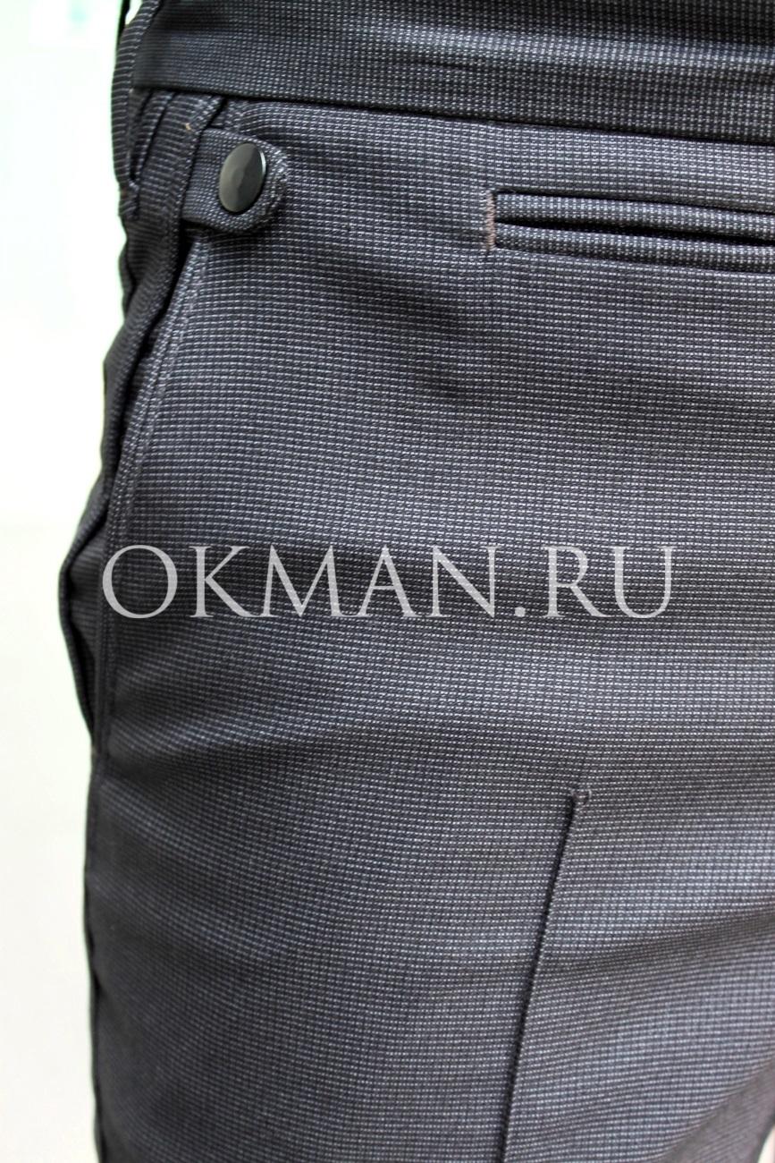 Молодежные брюки мужские