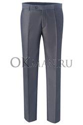 Серые брюки STENSER Б4102Б3309
