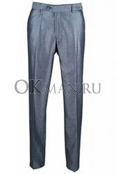 Серые брюки STENSER Б3309Ф