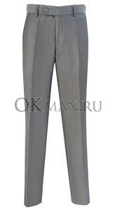 Серые брюки STENSER Б46РА