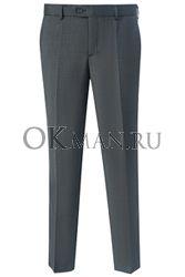 Серые брюки STENSER Б84РА