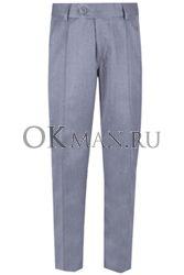 Серые детские брюки STENSER Б95