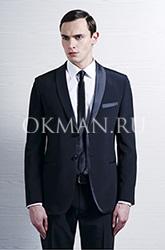 Свадебный мужской костюм типа Смокинг Эленайс Barkland
