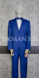 Приталенный мужской костюм Barkland Илэрайо
