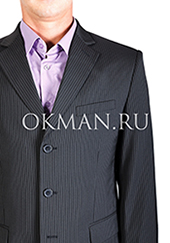 Мужской костюм KAIZER 667B