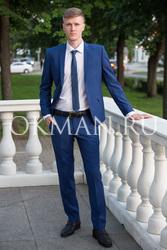 Зауженный костюм для подростка Клаудио Barkland