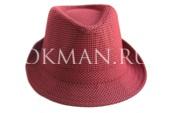 Красная детская шляпа