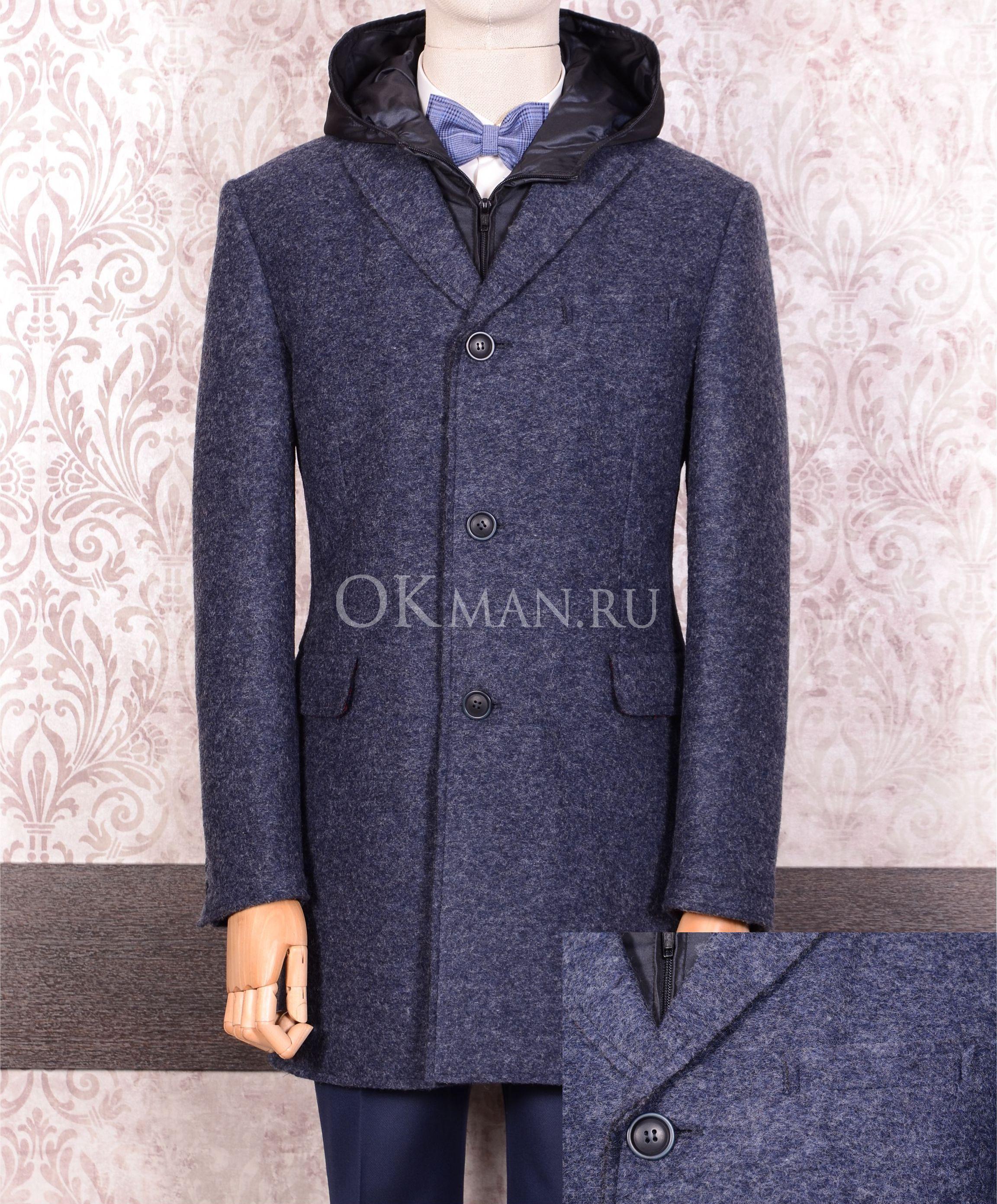 e1e51dec0938 Мужское демисезонное пальто Barkland Нейтон - Пальто мужское ...