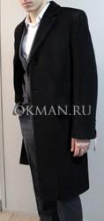Классическое приталенное пальто Stenser 7001
