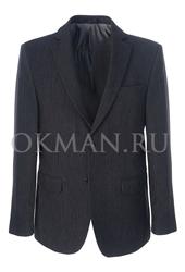 Классический мужской пиджак KAIZER П906 серого цвета