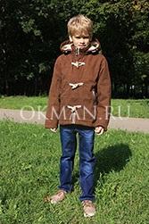 """Куртка-""""Парка"""" демисезонная для мальчика"""