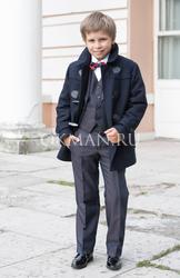 Пальто для мальчика Barkland Плат