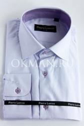 Подростковая рубашка Slim Fit Piero Lusso