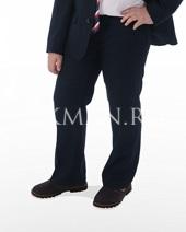 Синие брюки для полных мальчиков Stenser 29