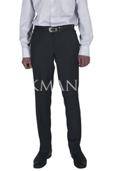 Демисезонные зауженные брюки Stenser 3109