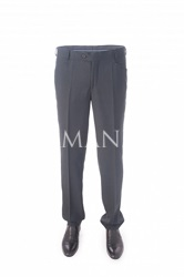Зауженные мужские брюки с французским карманом Stenser 3129
