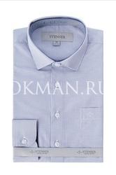 Мужская клетчатая рубашка Stenser С3001Р
