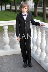 Детский черный костюм Kaizer 10