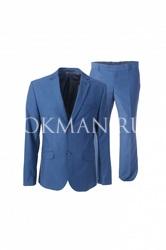 Стильный приталенный костюм для мужчин Stenser 5146