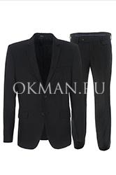 Подростковый приталенный костюм STENSER K98