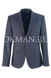 Приталенный мужской пиджак Stenser П5515