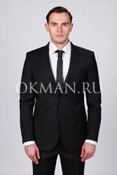 Приталенный костюм на выпускной Slim Fit Barkland Накс 12